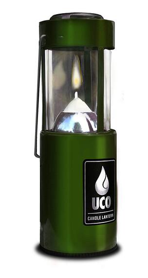 UCO Kaarsenlantaarn groen